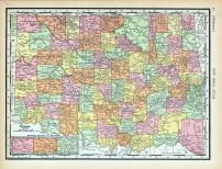 Page 090 - Oklahoma, World Atlas 1911c from Minnesota State and County Survey Atlas